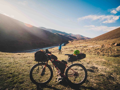 Guide to find the right Bikepacking Bags for your adventure.