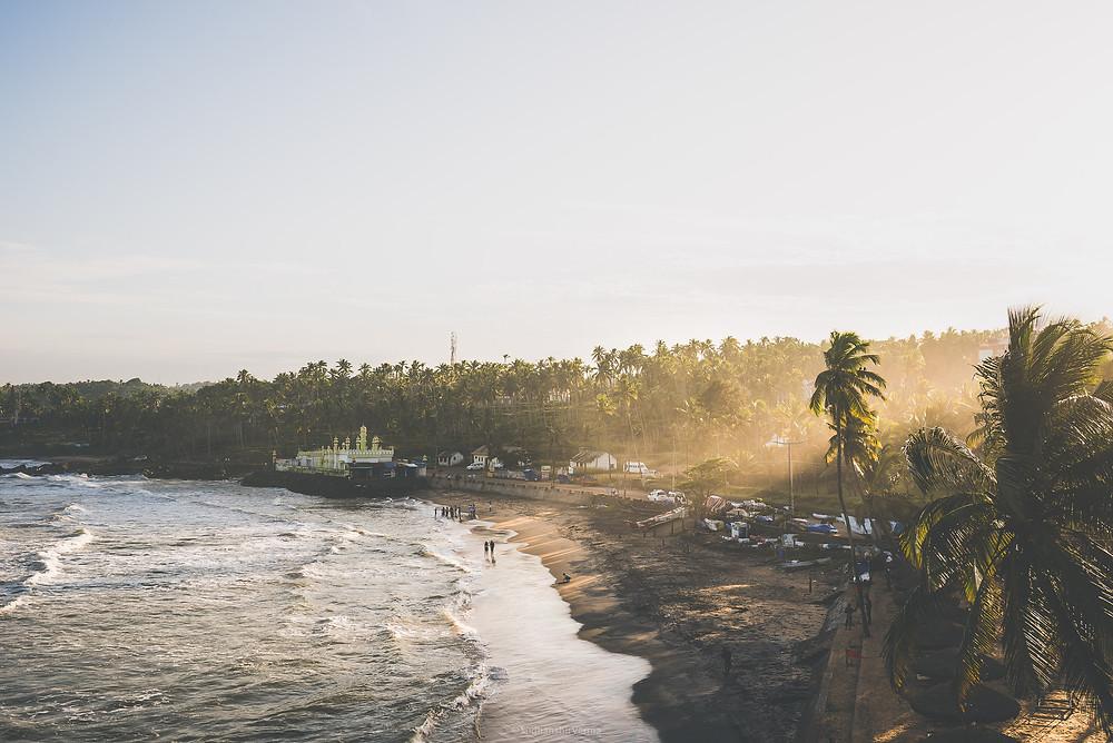 Travel photography by Sudhanshu in Kovlam beach