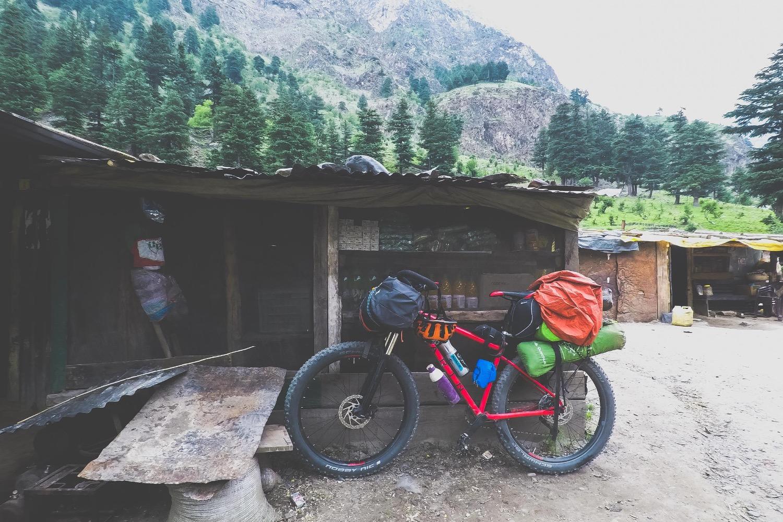 The evolution of Bikepacking India