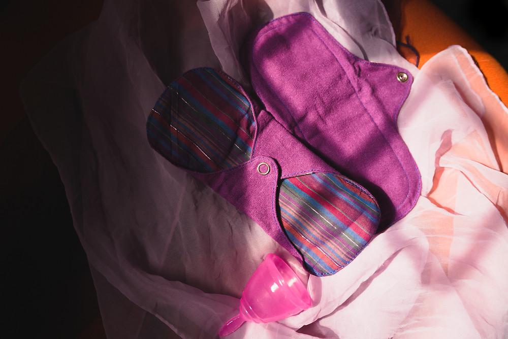 Women's menstrual waste management