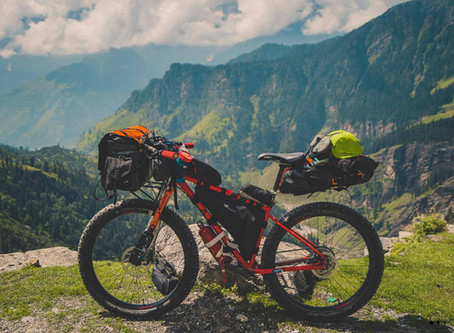 Top 5 touring bikes available in India for #Bikepacking