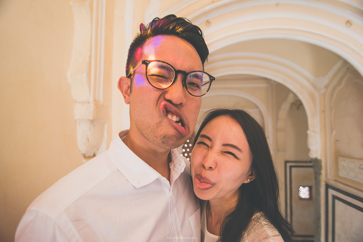 Adelle and Ben-52