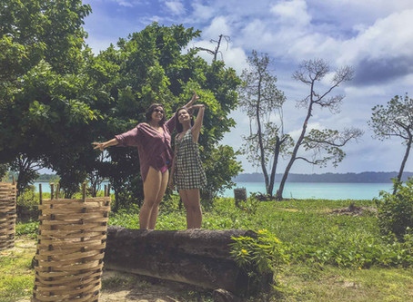 #Frienimoon? Andaman and Nicobar islands!