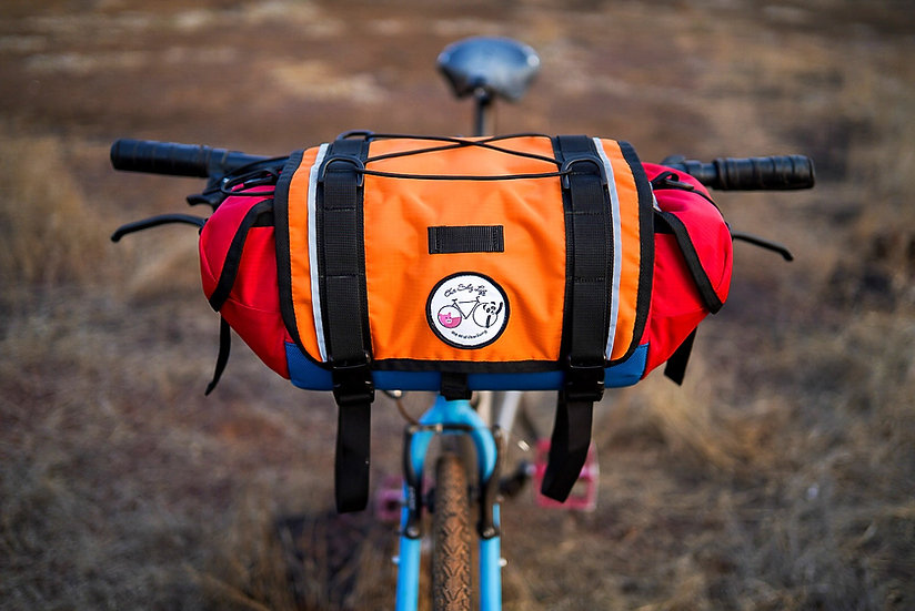 Bicycle Handlebar Bag (Small)