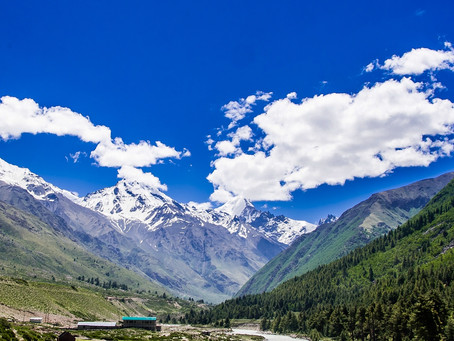 """In the lap of Nature """"Chitkul"""""""