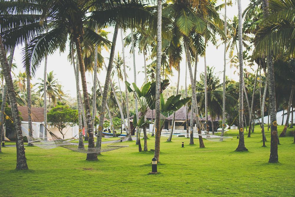 Leela resort Kovlam beach