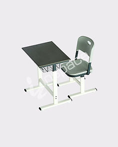 Seperate Desk & Bench
