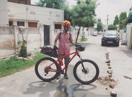 Bikepacking a new way to explore