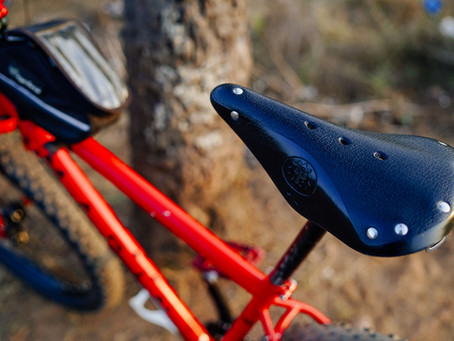 ABC wanderer saddle by Happy earth India