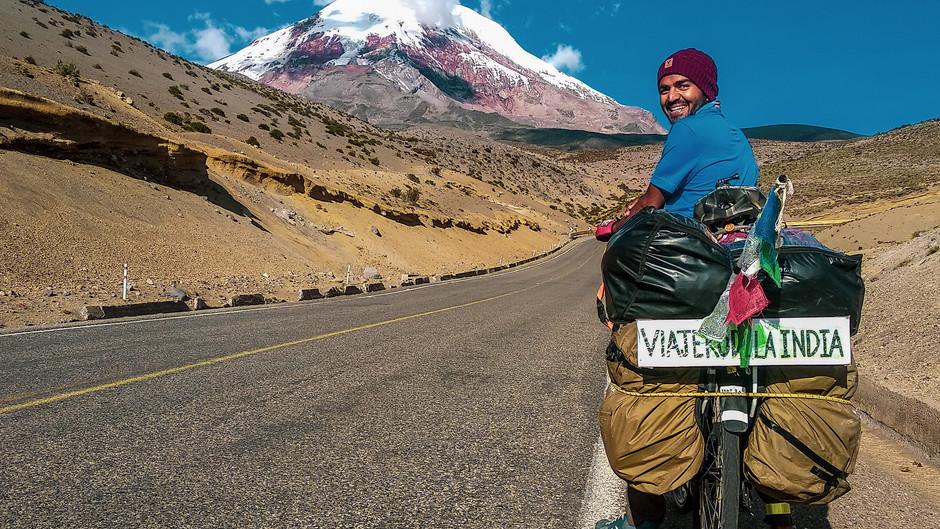 #strangersnomore: Excerpts from Rajat's Bike Tour across Latin America