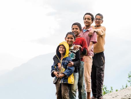 The Himalayan bucket : Sarahan and around