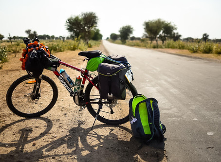 Bikepacking- an evolution of touring in India ?