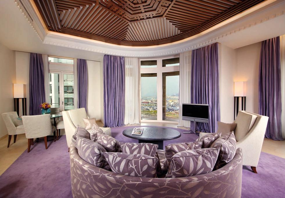 Corner Suite living room - Purple.jpg