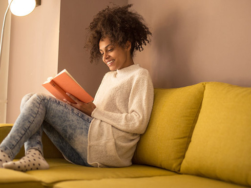 Living room / Couch Travel: captivating books to get you through Corona virus lock-down