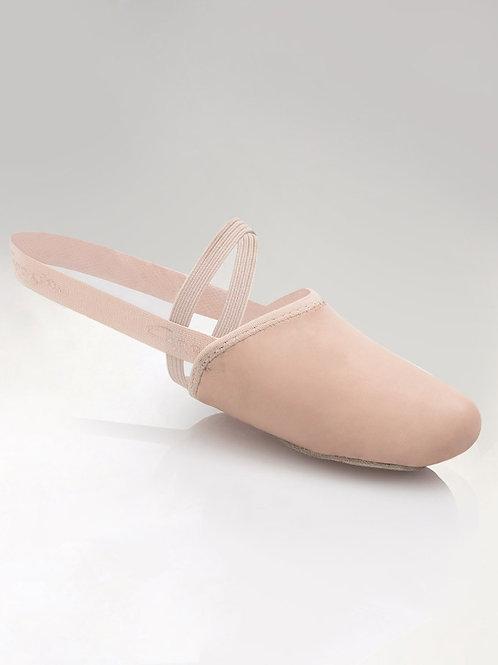 Capezio Pirouette Leather Half Shoe