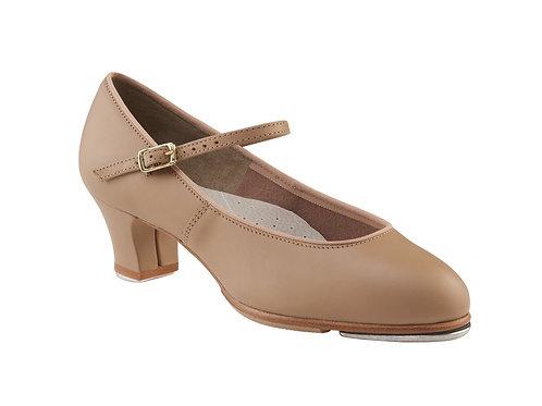 """Capezio Adult Jr. Footlight 1.5"""" Tap Shoe"""