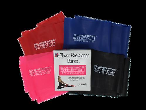 Clover Resistance Bands (4 Bands)