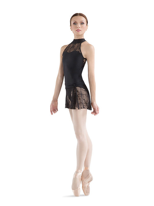 Bloch Lace Band Neck Halter