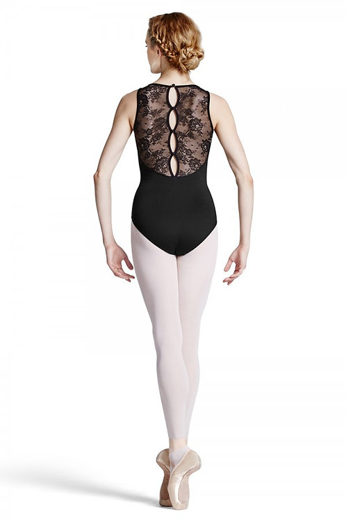Bloch Fresia Lace Back Leotard