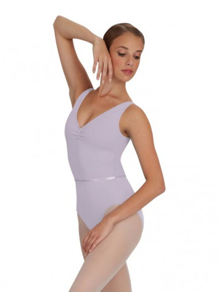 Capezio Tactel V-Neck Leotard