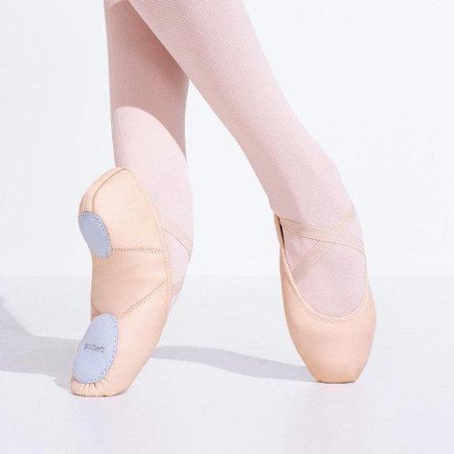 Capezio Adult Juliet II Canvas Ballet Shoes