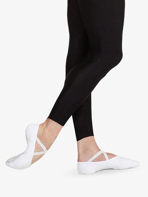 Capezio Romeo Canvas Ballet Shoe