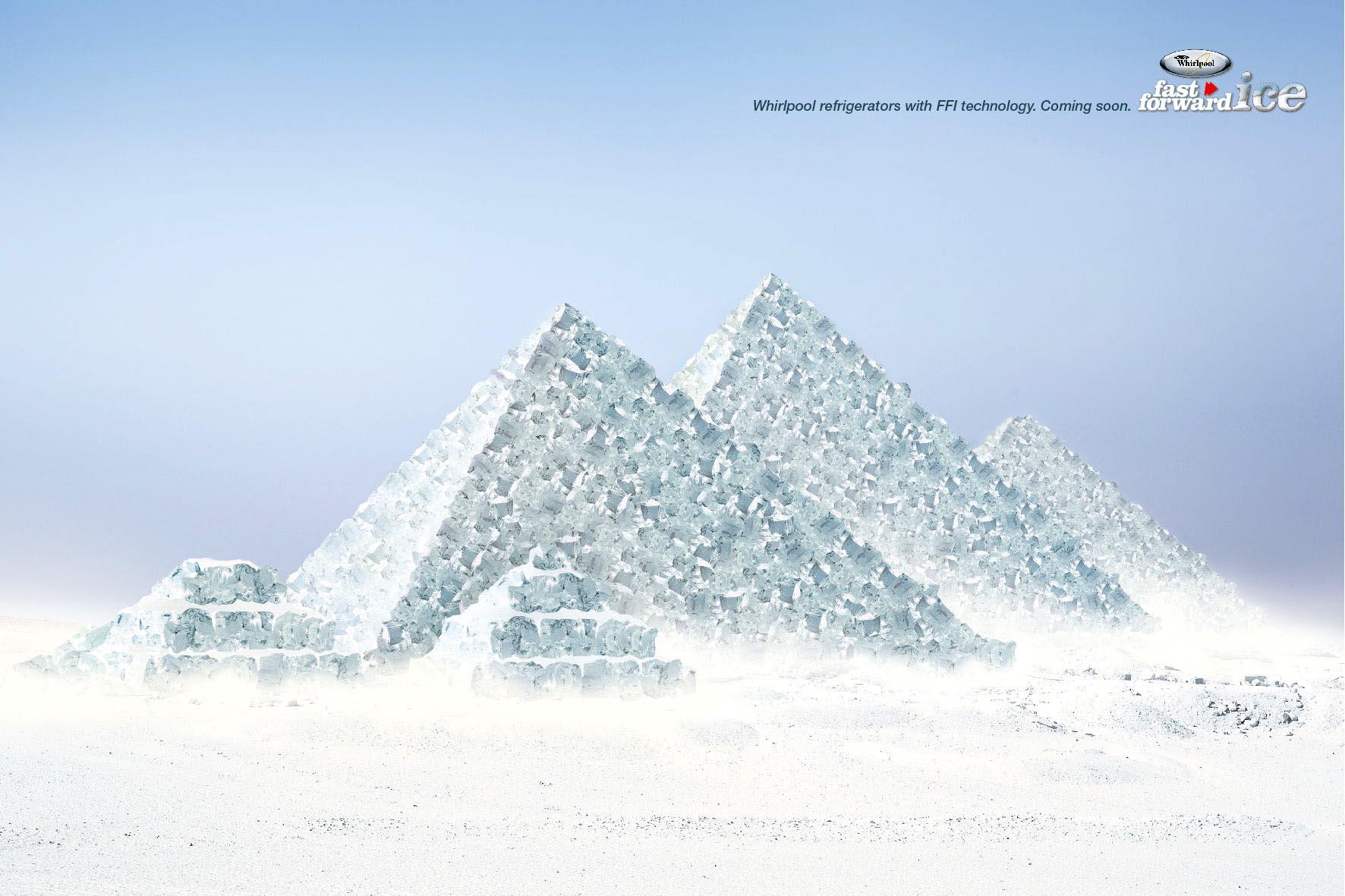 Whirlpool Refrigerators Fast Forward Ice