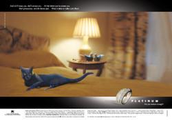 Platinum Metal launch ad.