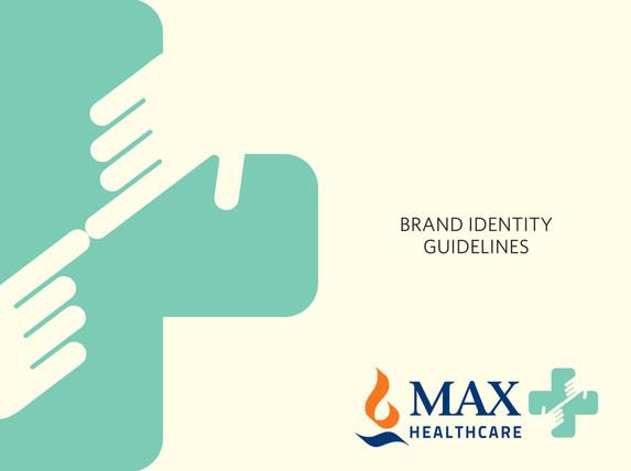 Max HealthCare Brand ID.