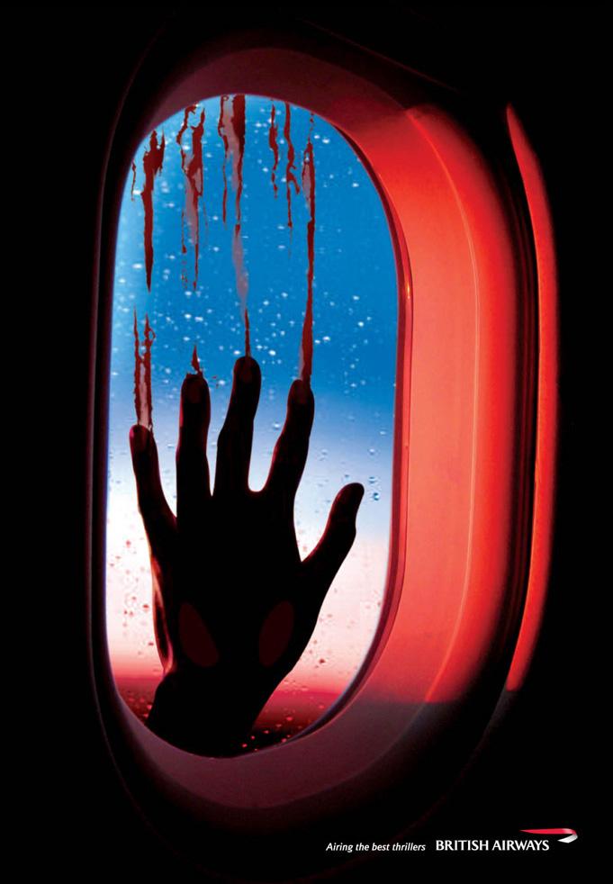 British Airways Best Thrillers