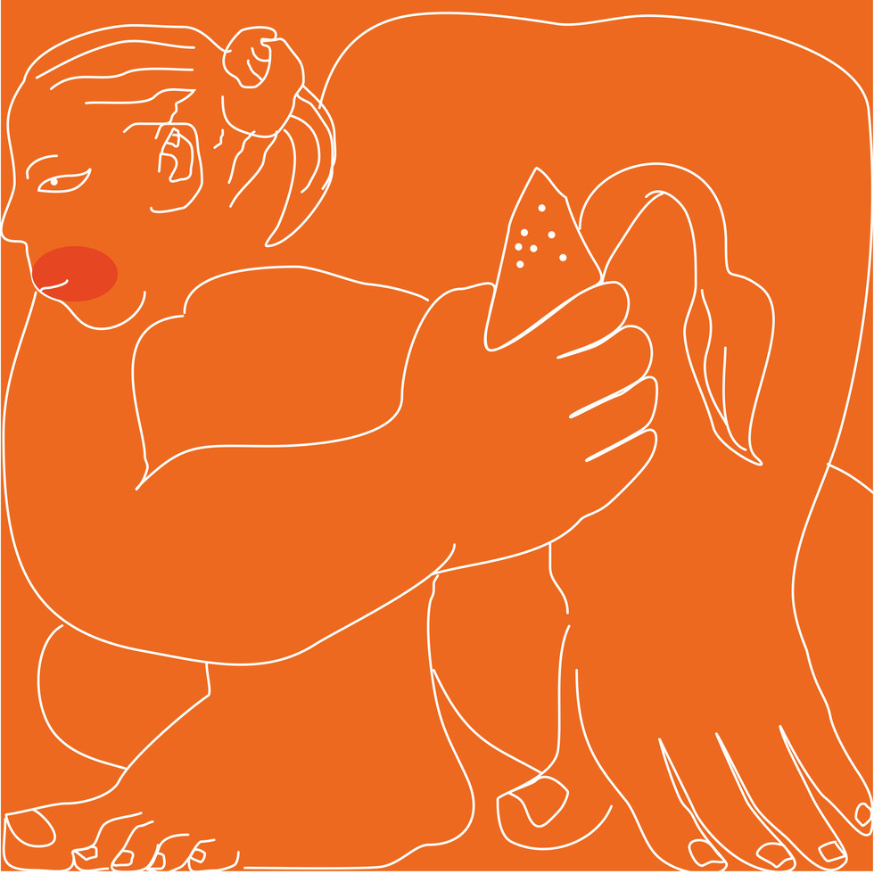 Samadhan Shakti : The great Hanuman with sanjivani buti. He has a solution for every problem.