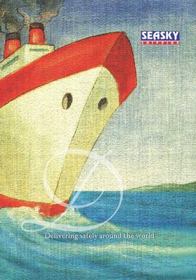 SeaSky Shipping.