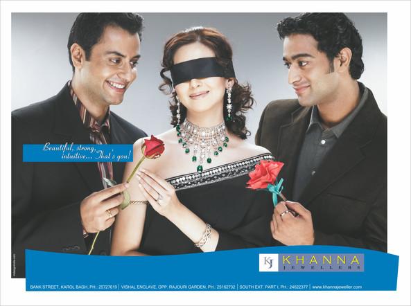 Khanna Jewellers.