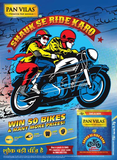 PanVilas Promotional Poster.