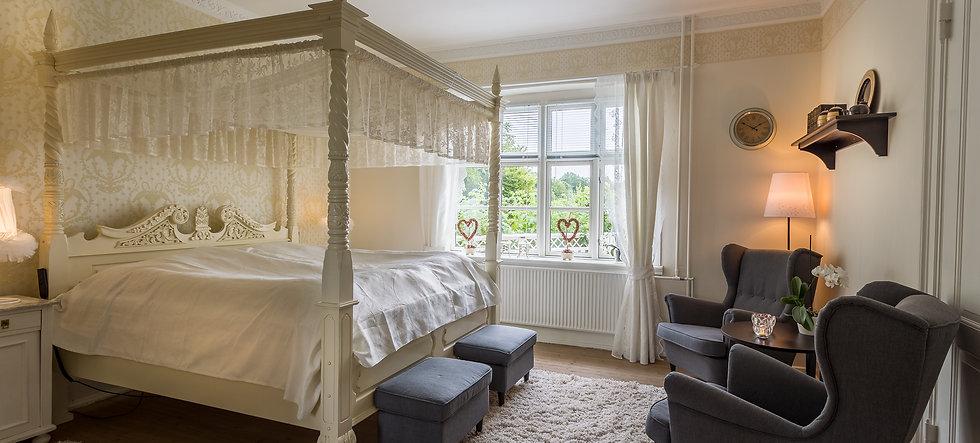 luxuty accommodation in Denark