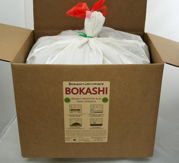 Bokashi Brothers Bokashi 14 kg (31 lb) bulk box