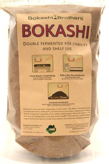 Bokashi Brothers Bokashi 3 kg (6.6 lb) resealable bag