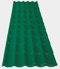 Clay Tile Metal roofing near me
