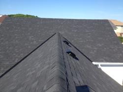 Orangeville Fiberglass Roof- Black Onyx
