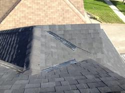 Open Valley Roofing In Orangeville