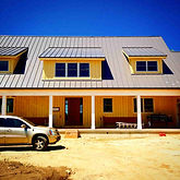 Standing Seam roof in Collingwood