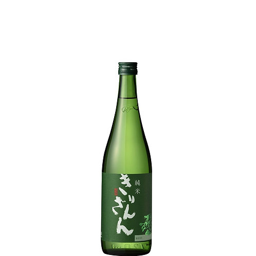 Kirinzan, Green bottle (Junmai)
