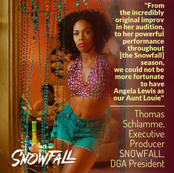 Snowfall Press Kit