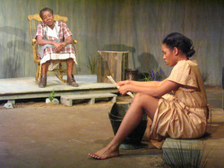 Marjorie Johnson & Angela Lewis
