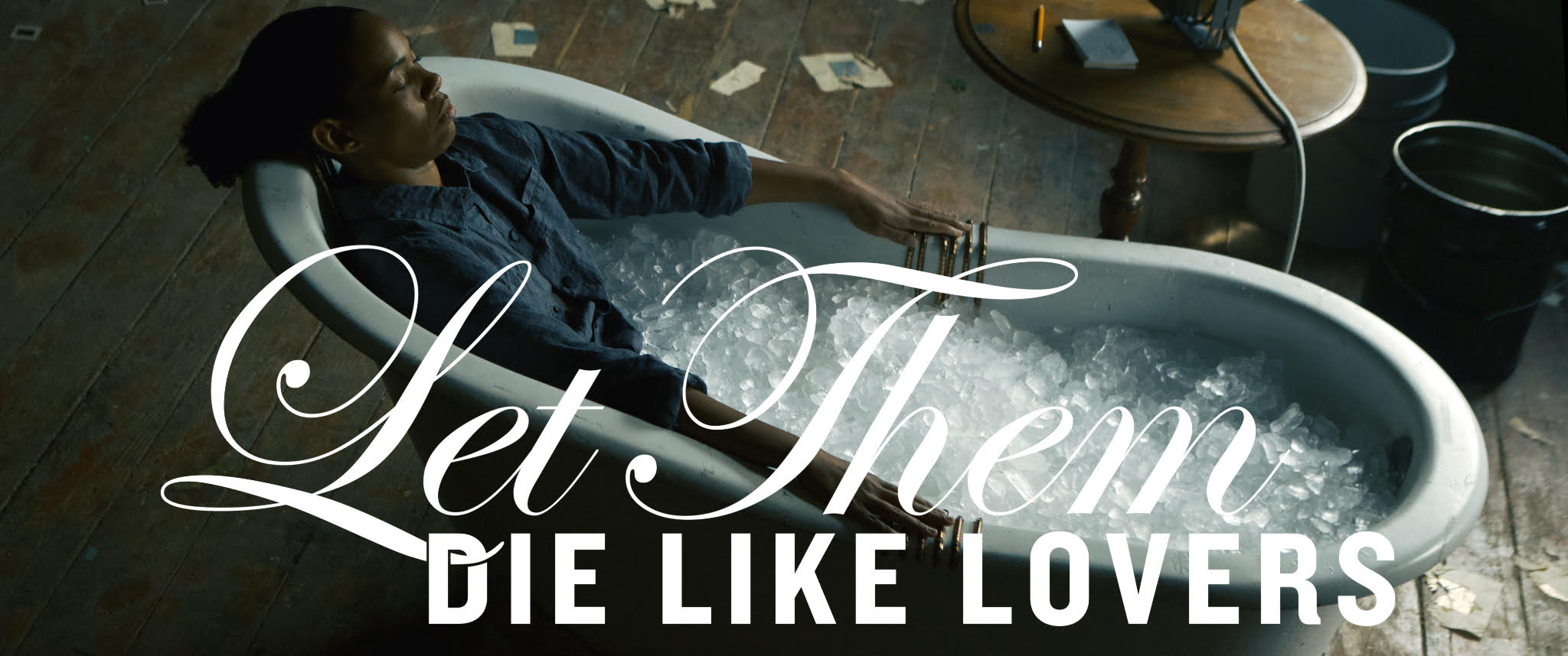 Poster for Let Them Die Like Lovers