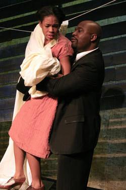 Angela Lewis & Keith Davis