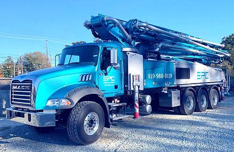 47Z Meter Truck Mounted Concrete Boom Pump