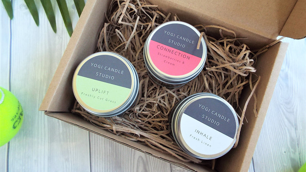 Candle Subscription Boxes - JULY BOX