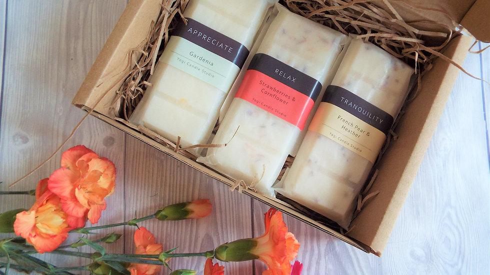 Wax Melt Trio Gift Box