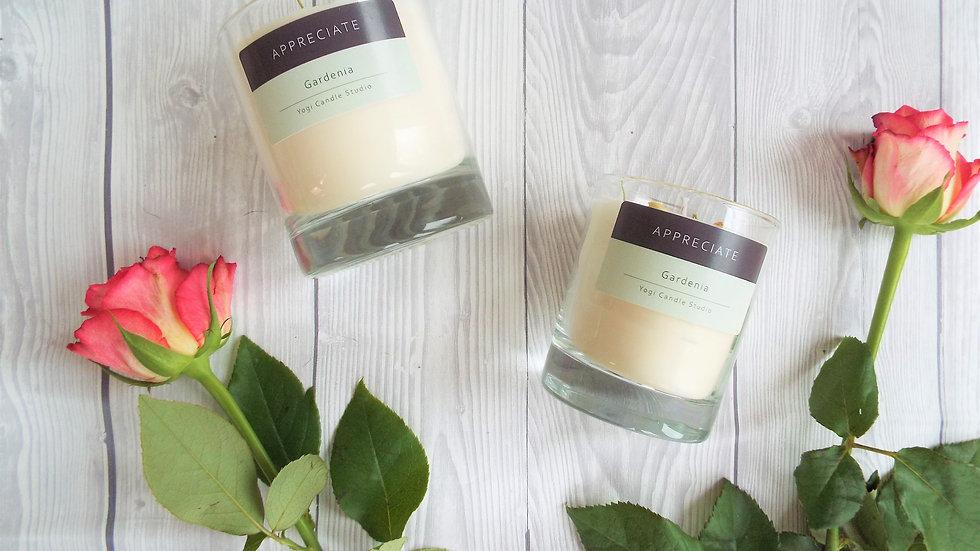 Appreciate - Gardenia Soy Candle